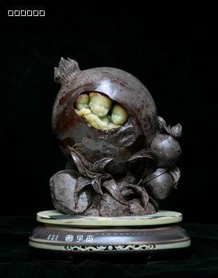青田县石雕产业保护和发展局监制